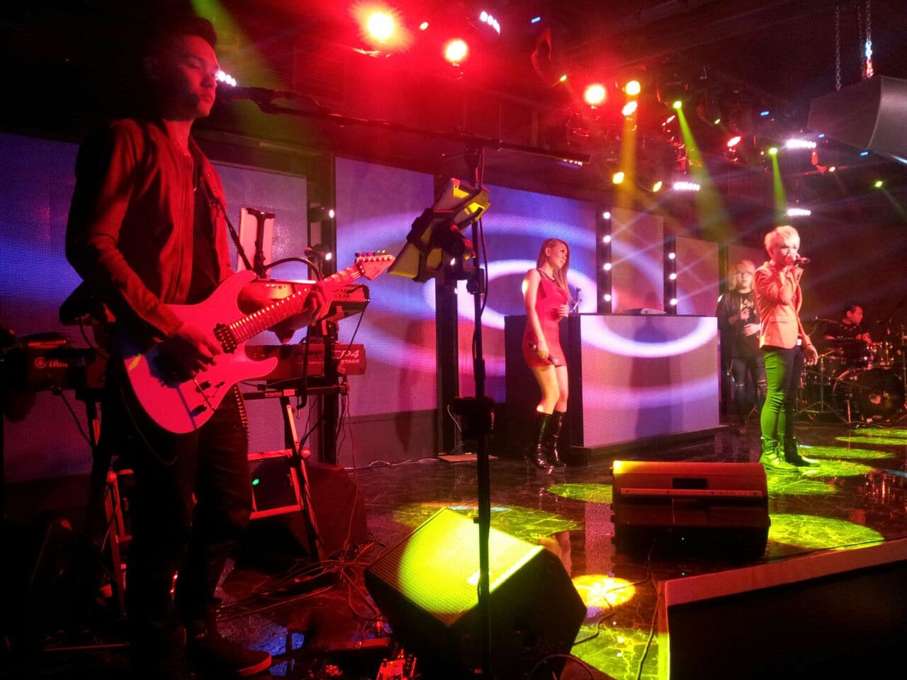 live band accessories and audio visual solution -Hertz2-LED walls and AV specialists