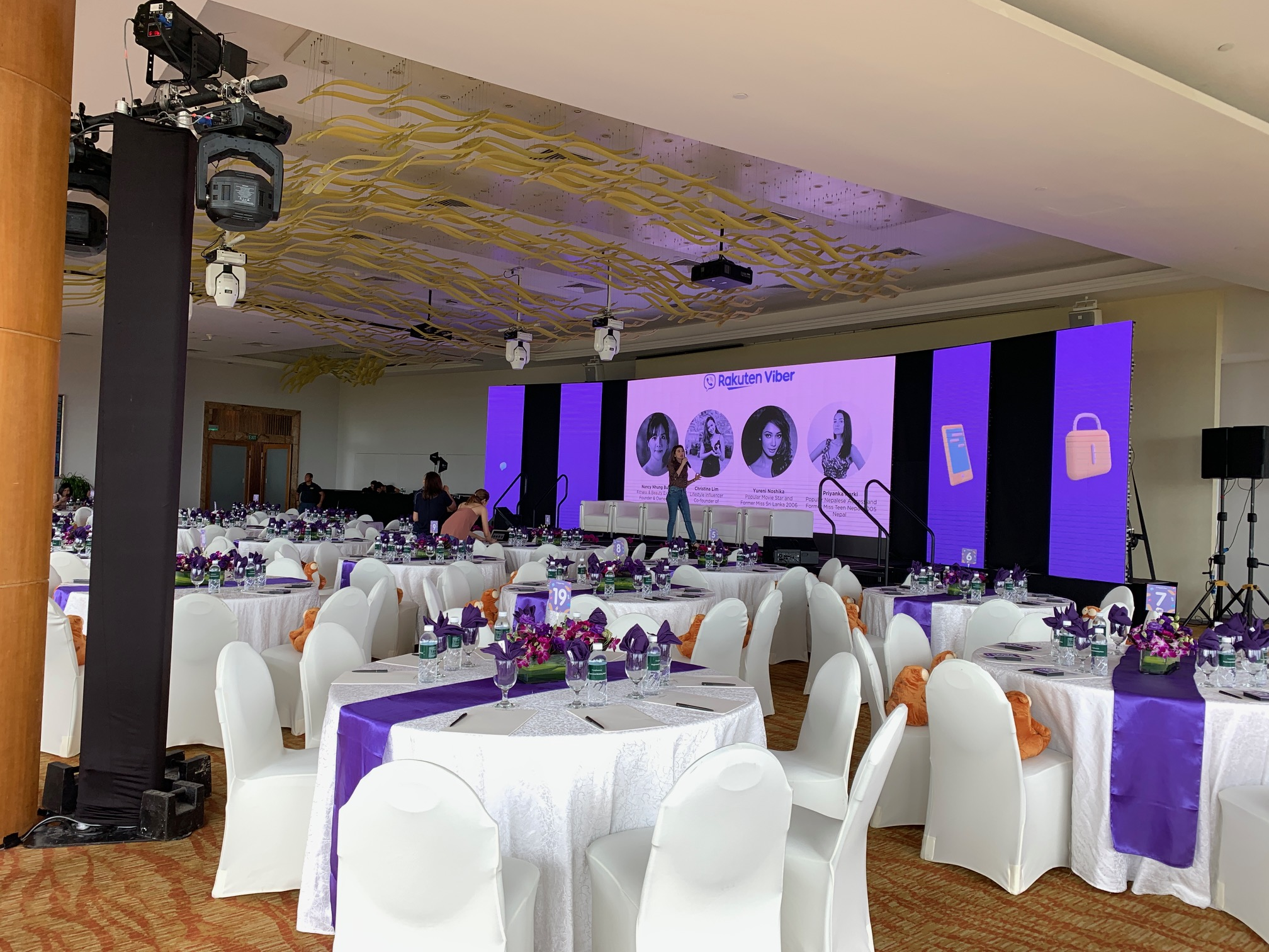 audio visual stage rental for events-Hertz2-LED walls and AV specialists