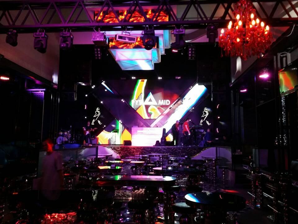 Hertz2-LED walls and AV specialists