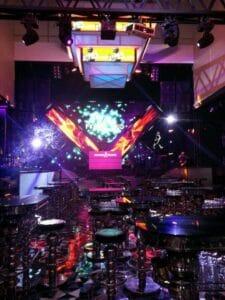 avl setup in clubs-Hertz2-LED walls and AV specialists
